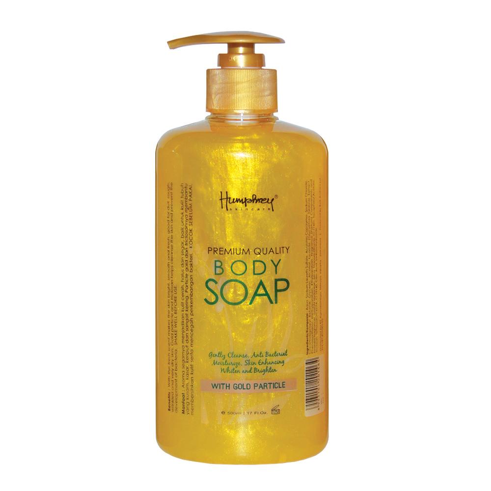 """Humphrey Skincare Skin care Glowing Gold """"Anti Aging"""" Body Wash"""