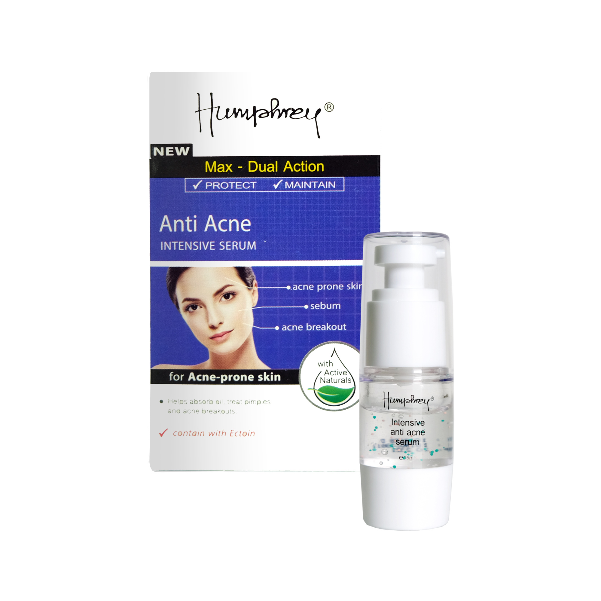 Humphrey Skincare Intensive Anti Acne Serum