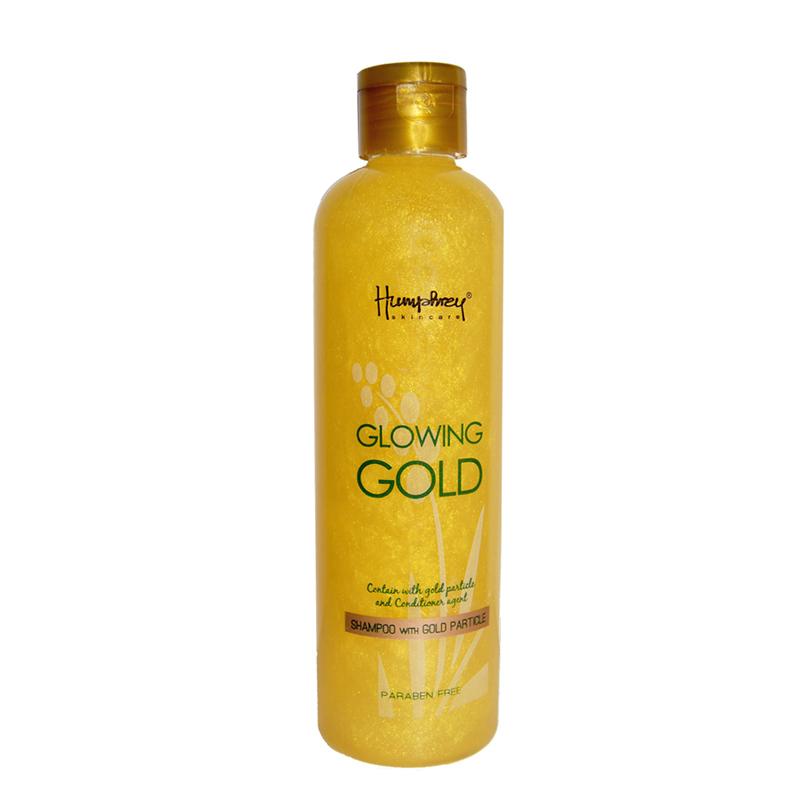"Humphrey Skincare Skin care Glowing Gold ""Anti Aging"" Shampoo"