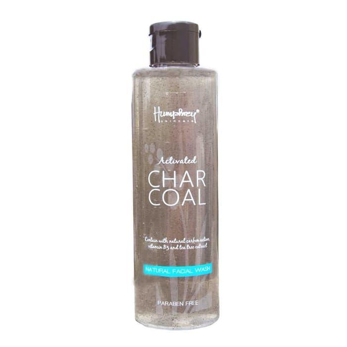 "Humphrey Skincare Skin Care Activated Charcoal ""Detox"" Natural Facial Wash"