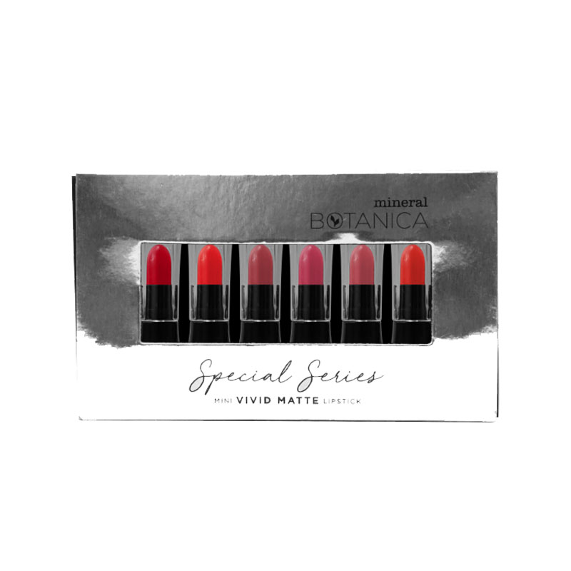 Mineral Botanica Special Series Mini Vivid Matte Lipstick