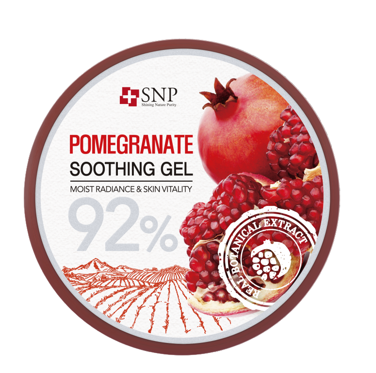 SNP SNP Pomegranate Soothing Gel