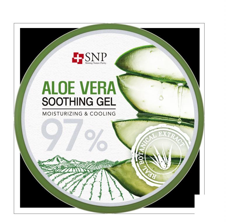 SNP SNP Aloe Vera Soothing Gel