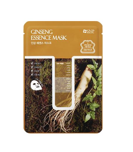 SNP Ginseng Essence Mask