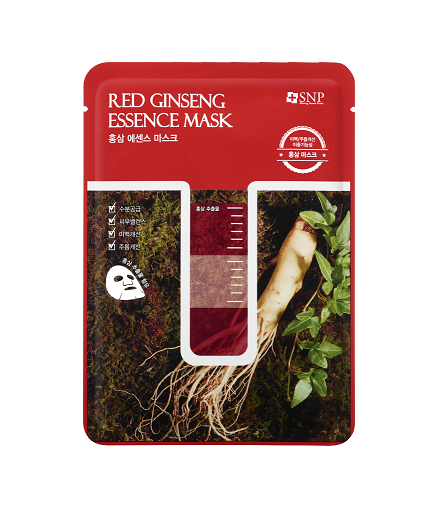SNP Red Ginseng Essence Mask