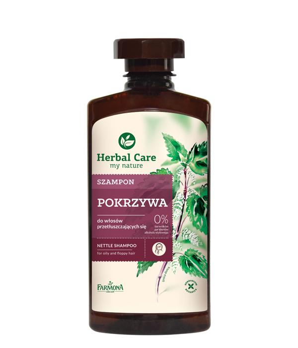 Herbal Care Nettle Shampoo