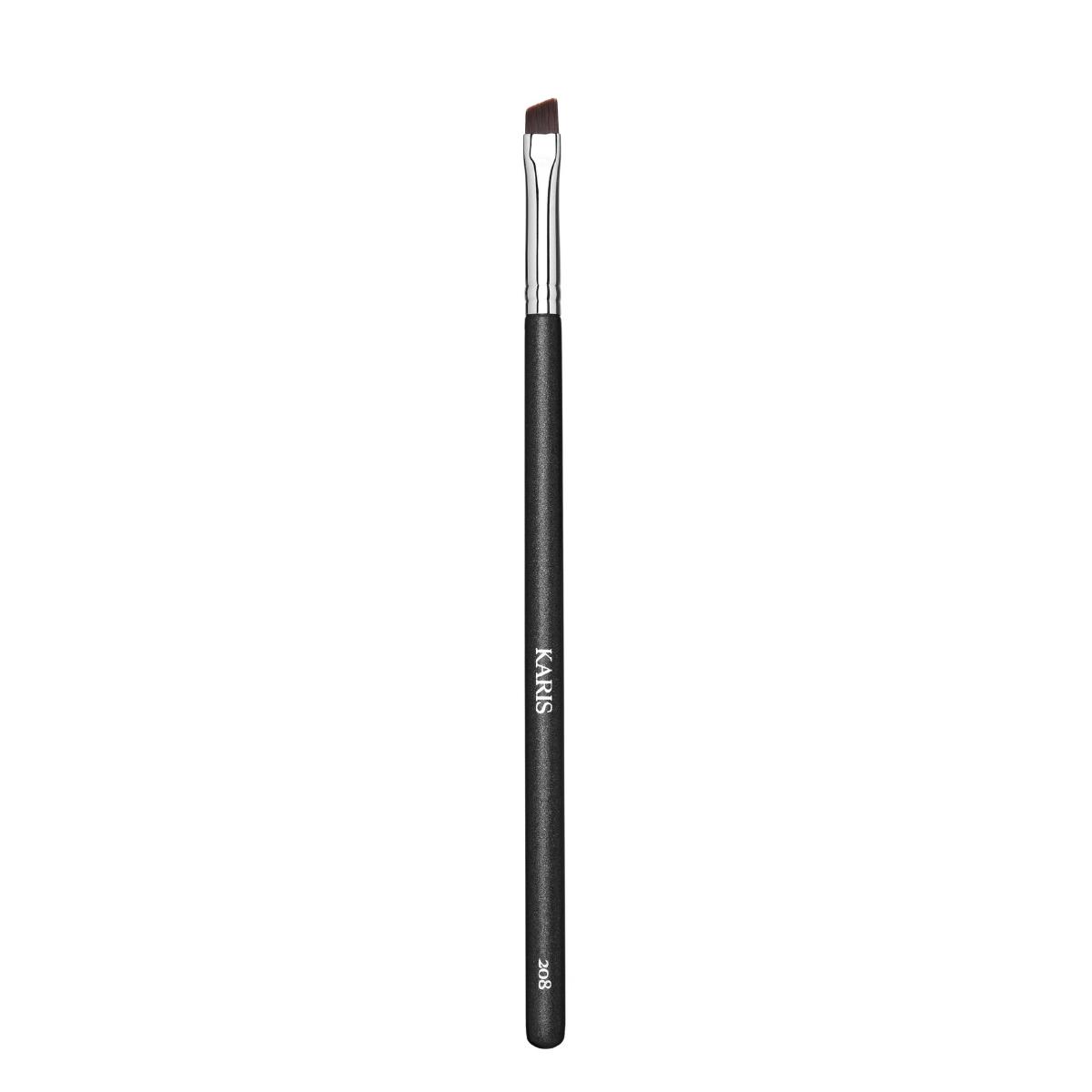 Karis Cosmetics 208 Fine Brow & Liner Brush