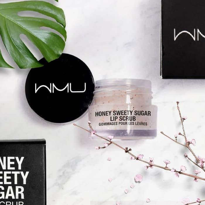 WMU Beauty Beauty Honey Sweety Sugar Lip Scrub