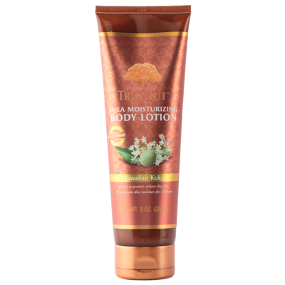 Tree Hut Hawaiian Kukui - shea body lotion
