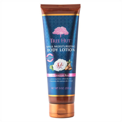 Tree Hut Moroccan Rose - shea body lotion