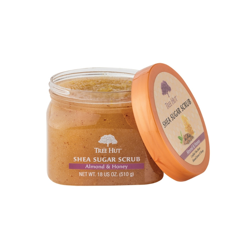 Tree Hut Almond & Honey - Shea Sugar Scrub