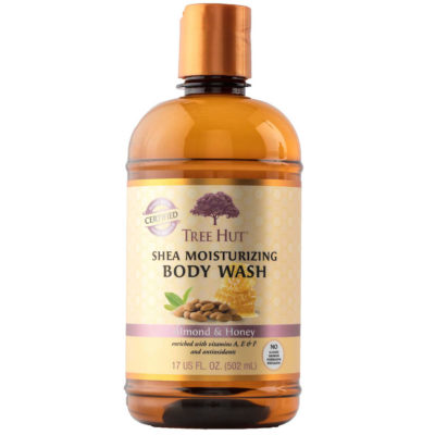 Tree Hut Almond & Honey - shea body wash