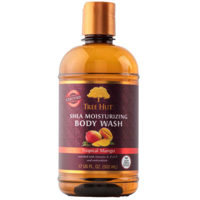 Tree Hut Tropical Mango - shea body wash