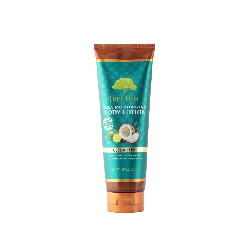 Tree Hut Coconut Lime - shea body lotion