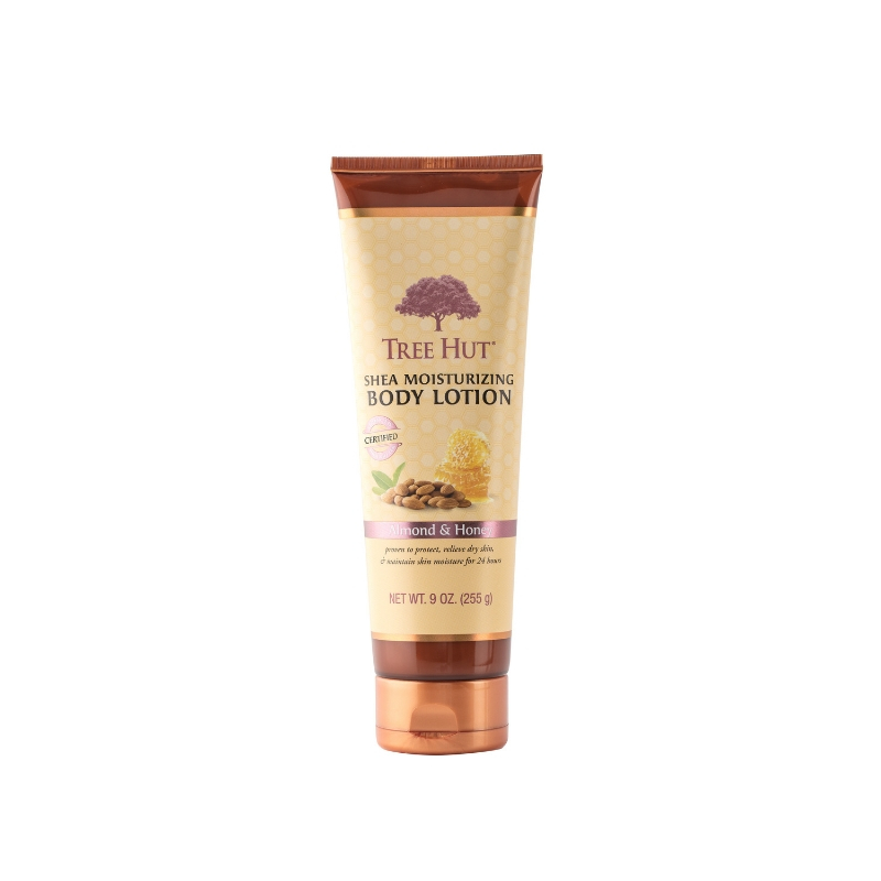 Tree Hut Almond & Honey - shea body lotion