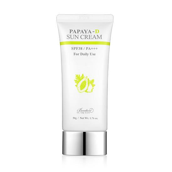 Benton Papaya D-Sun Cream