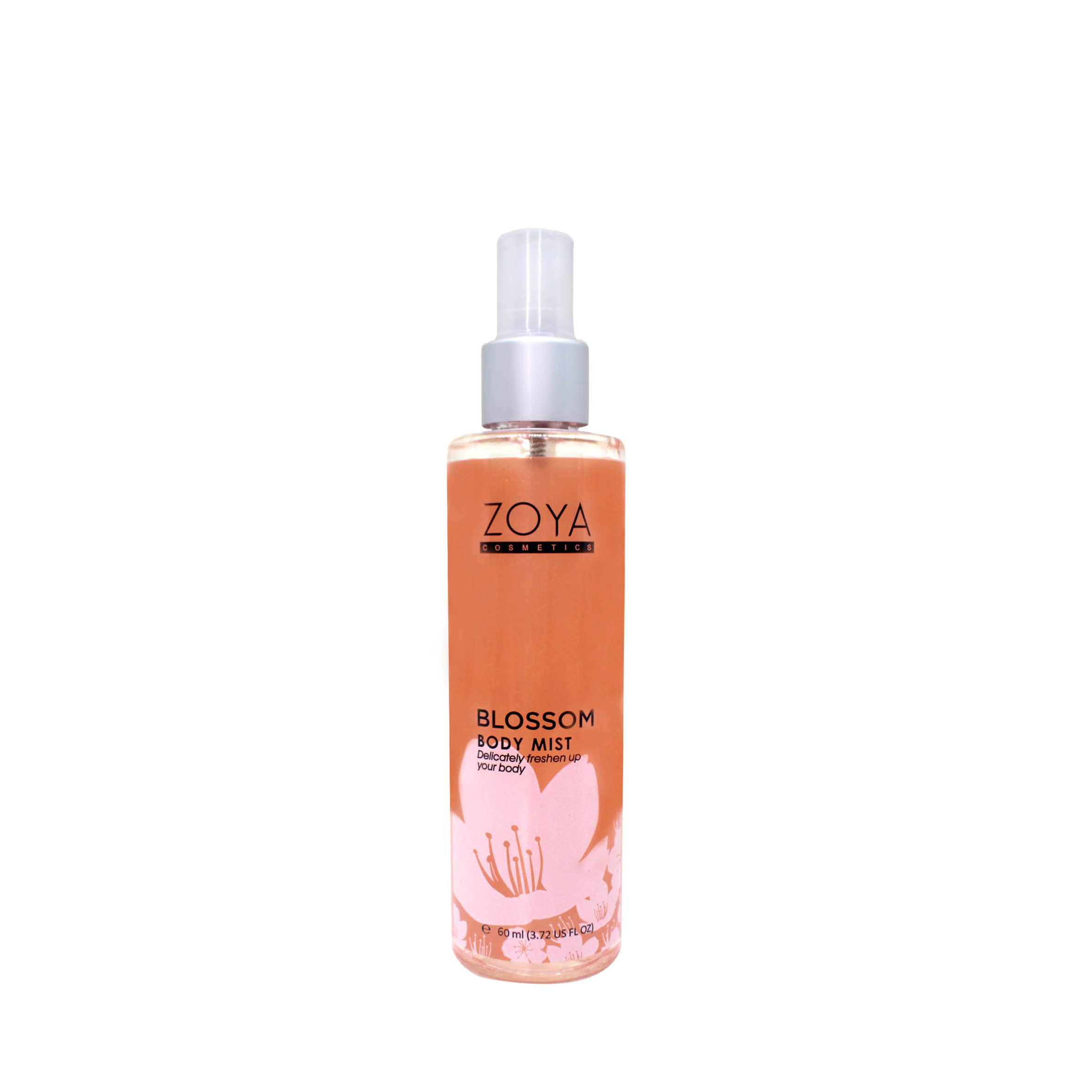Zoya Cosmetics Body Mist 60 ml