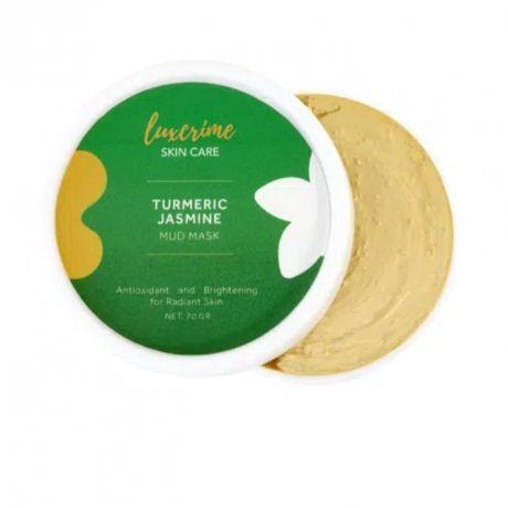 Luxcrime Turmeric Jasmine Mud Mask
