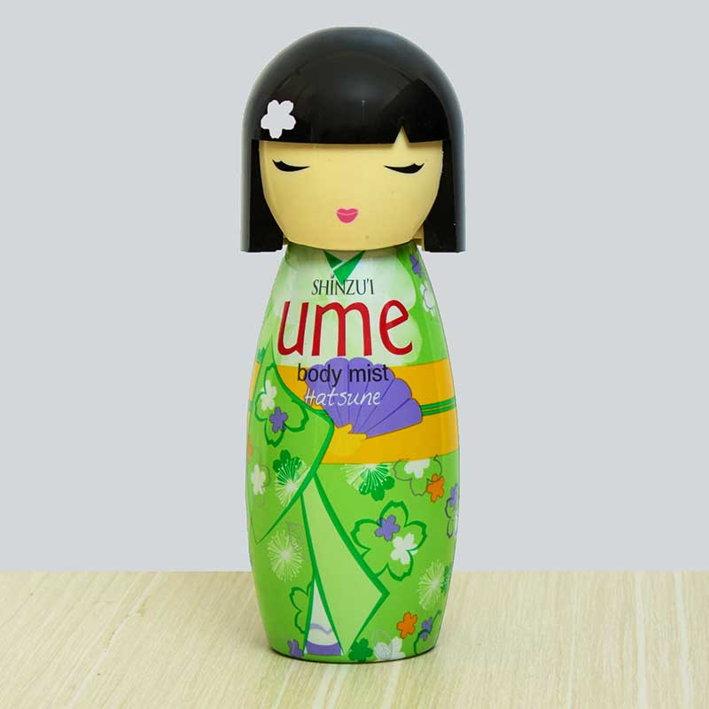 Shinzu'i Ume body mist