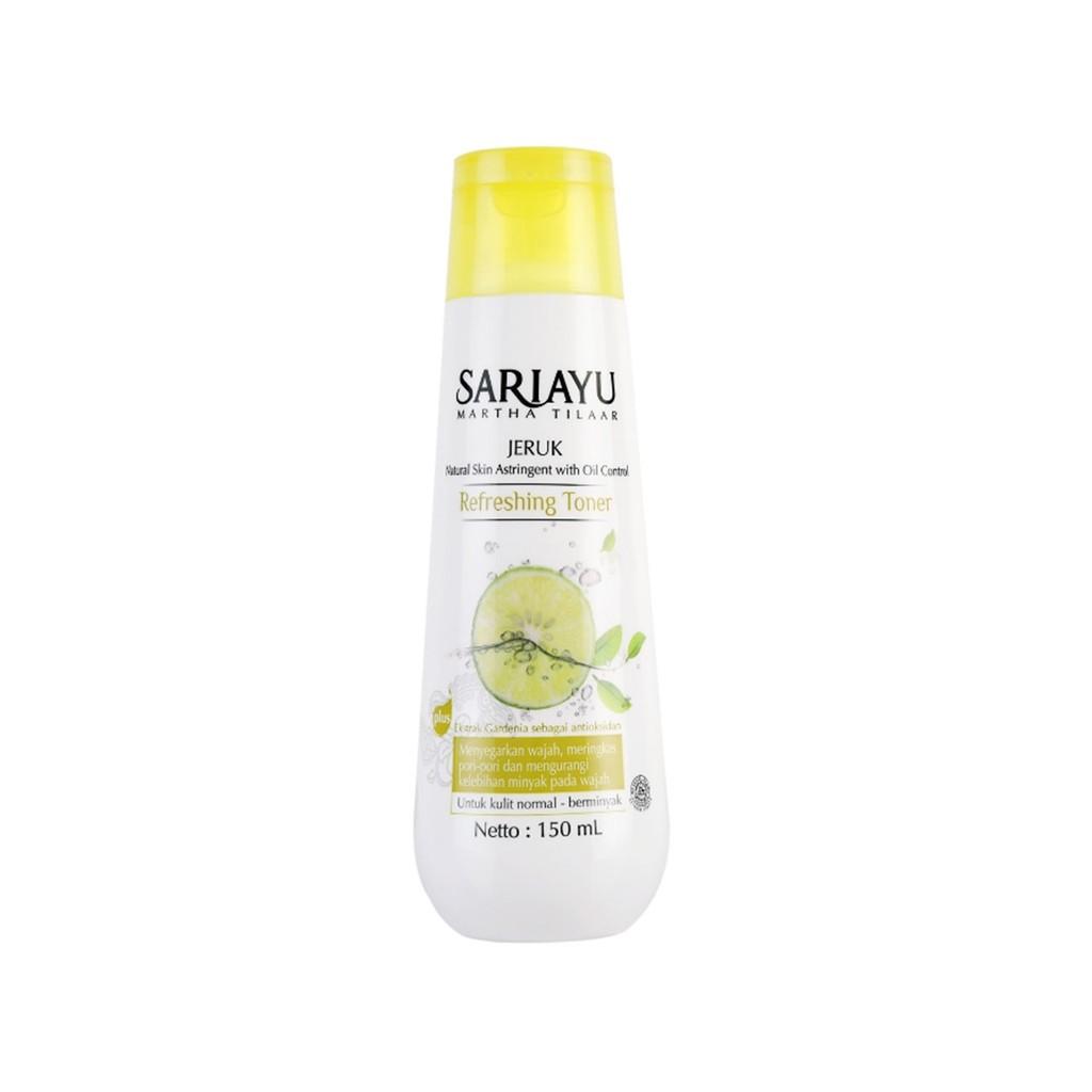 Sariayu Sariayu Refreshing Toner