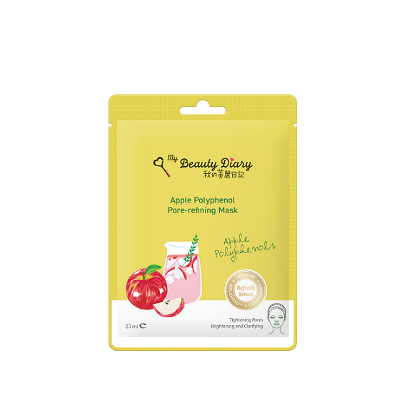 My Beauty Diary Apple Polyphenol Pore-Refining Mask