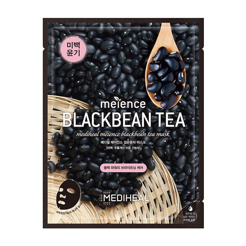 Mediheal Meience Blackbean Tea Mask