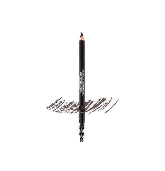 StudioMakeup Brow Perfection Pencil - Deep Brown