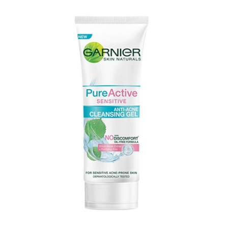 Garnier Pure Active Sensitive Gel