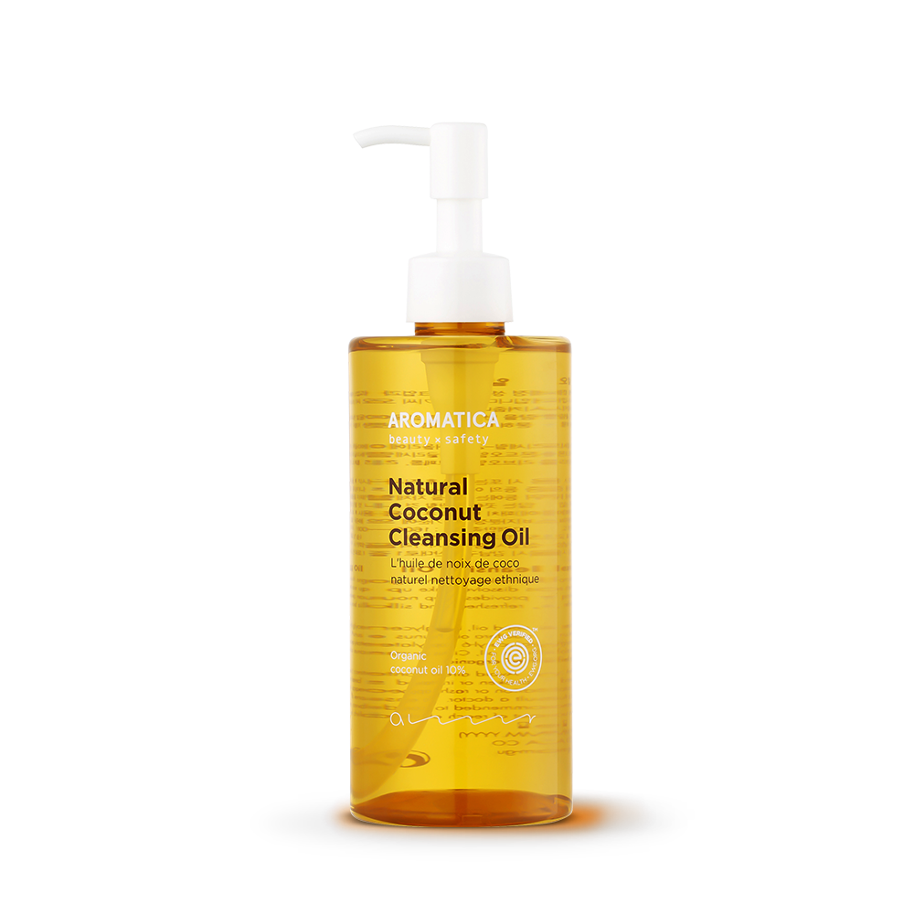 Aromatica Natural Coconut Cleansing Oil Aromatica