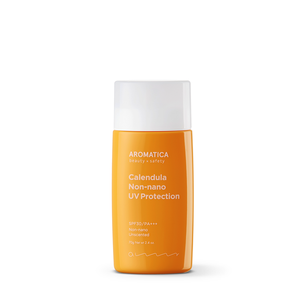Aromatica Calendula NON-NANO UV Protection Unscented SPF30/PA+++ Aromatica