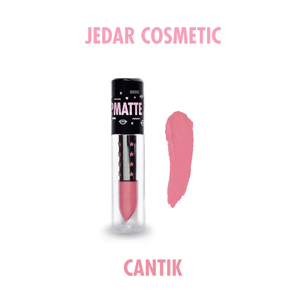 Jedar Cosmetic Jedar Lipmatte